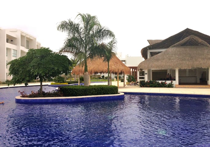 Apartamento Amplio y Relajante - Cartagena - Condomínio