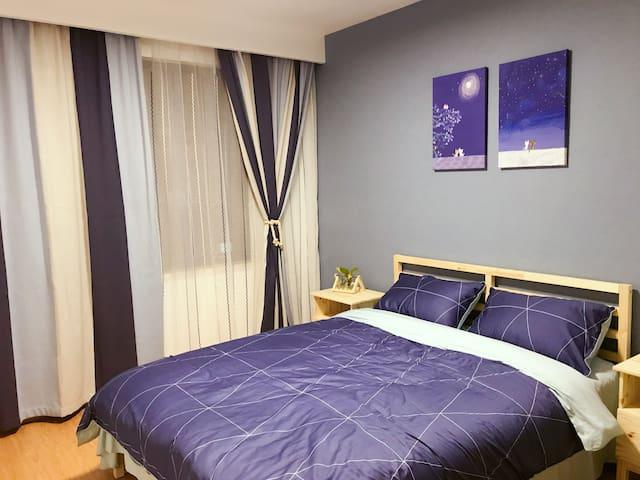 Cozy guest room in Fuyang district, Hangzhou