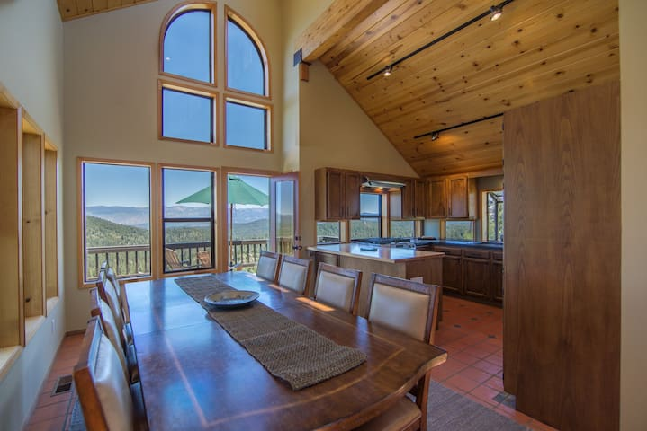 Dining Room with Fabulous Views