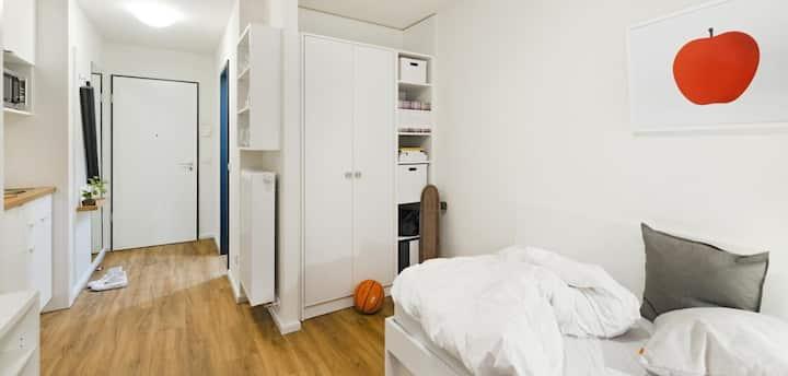 Modernes 1-Zimmer Appartement - inklusive W-Lan