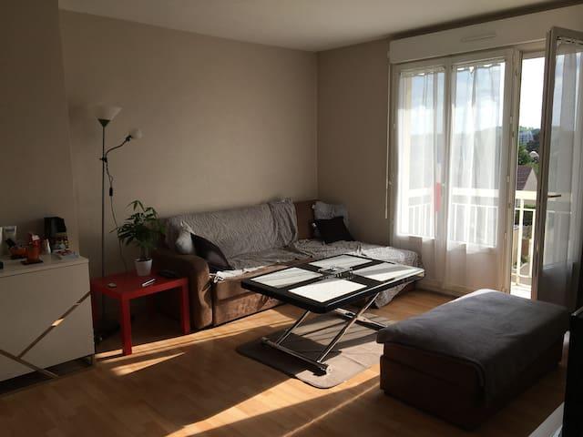 Logement pour les 24h et le Mans Classic - Le Mans - Apartment