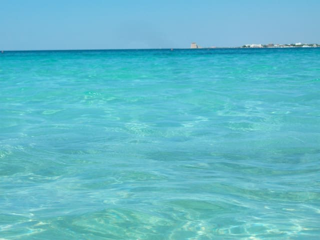 Sea Salento Apt 6prs_Mare d'Ugento - Lido Marini - Appartement