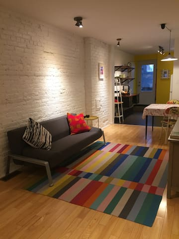 Cozy little home in the heart of Saint Henri
