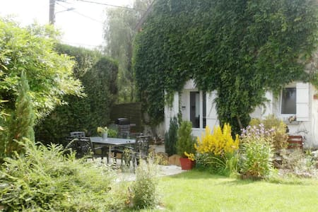 Maison de charme au cœur du vignoble champenois
