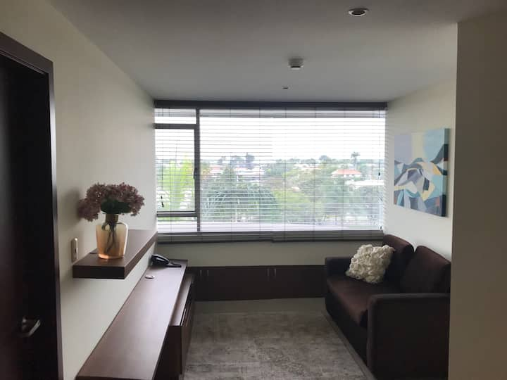 Suite amoblada ,excelente ubicación en Samborondon