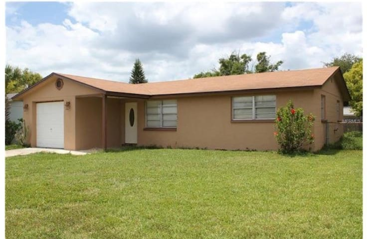 Nice home near Tarpon Springs - Holiday - Casa