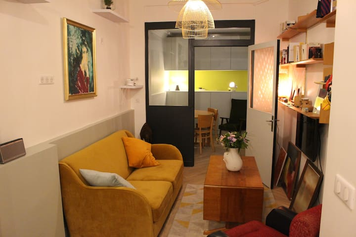 Charmant appartement pour 4 centre de Paris