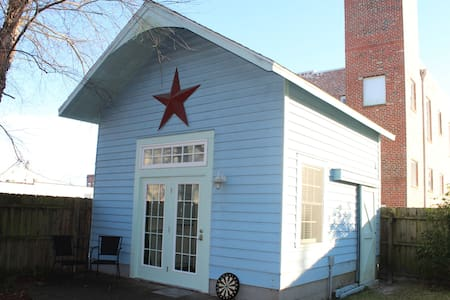 Tiny House in Downtown New Bern - New Bern - Appartement