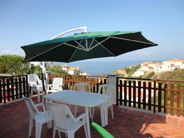 Torre dei corsari home with sea view