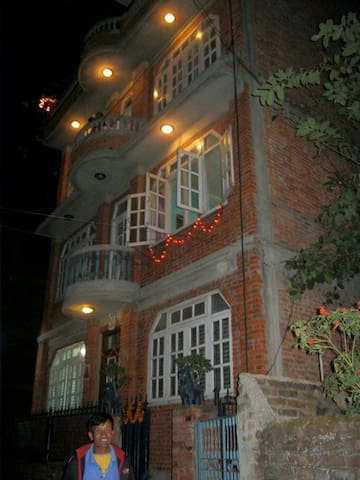 A wonderful house in Patan, Kathmandu Valley - Kathmandu - Flat