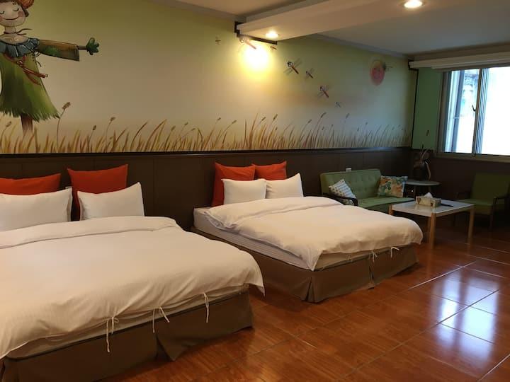 Airbnb 旅行筆記-稻香印象