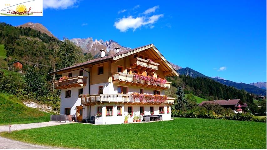 Am Bauernhof bis 5 Personen 65 m² / Virgental
