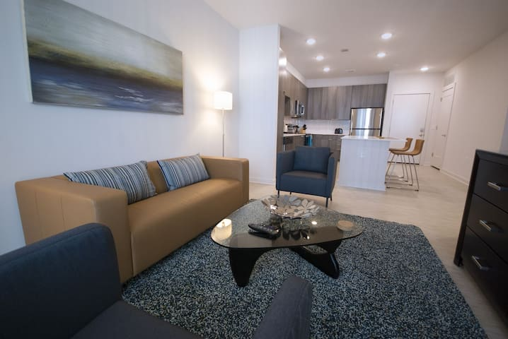 Spectacular Suite 1BR/1BA Apt. (F) No Extra Fees! - Includes Bi-weekly Cleanings