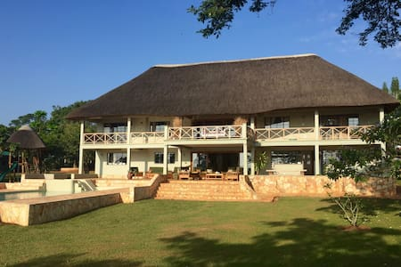 Nile Falls House - an exclusive Jinja experience. - Jinja