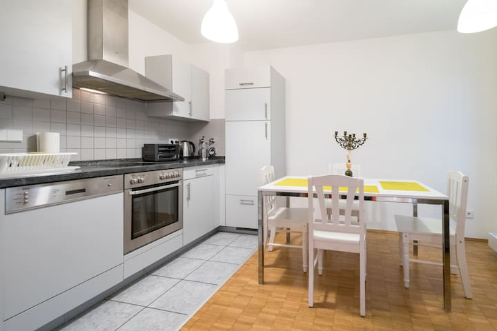 Your 2-rooms next to City Center - Francfort