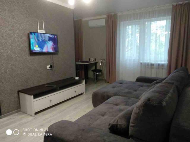 Однокомнатная квартира – студия в центре города.
