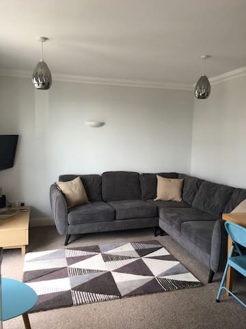 Sea View House 6 People Bournemouth - Bournemouth - Ev