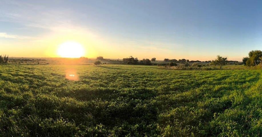 Casa de campo La Quinta Agroecológica Florida