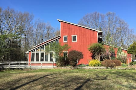 NEW Rustic Modern 6-Bd in Woodstock - Woodstock
