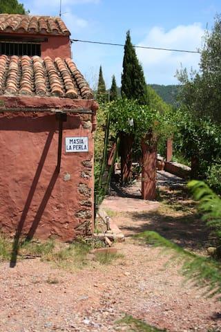 "Casa en Paraje Natural ""Desert De Les Palmes"""