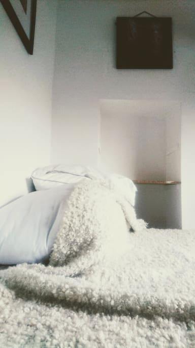 The sleepy corner