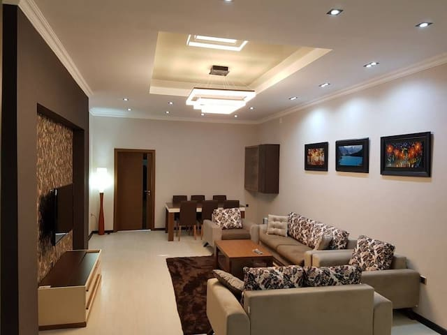 RAHAT lux apartments.