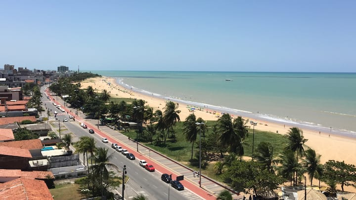 Nice apartment in Cabo Branco beach