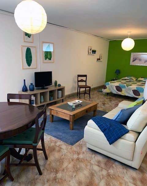 Studio das Oliveiras, Private lovely space