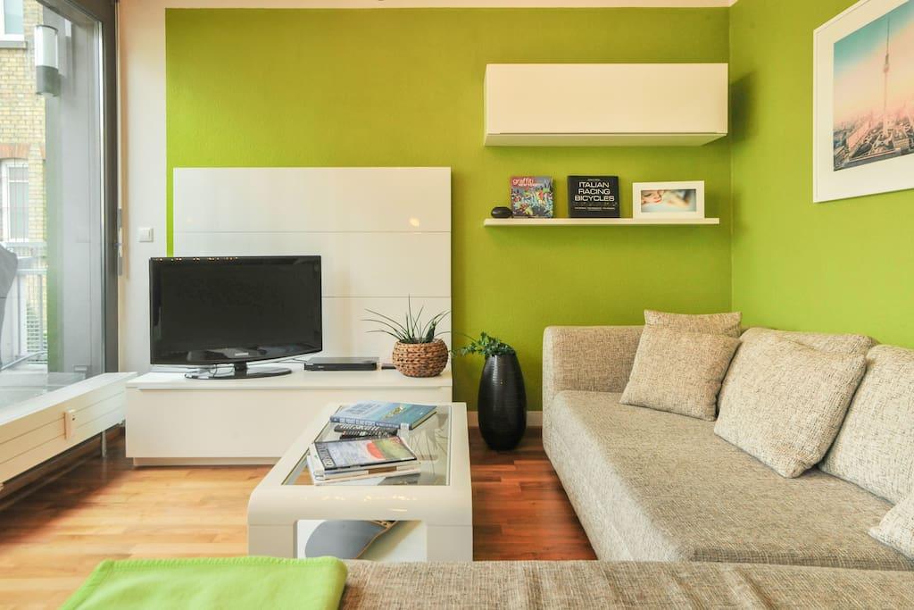 zentrale 2 zimmer design wohnung wohnungen zur miete in heilbronn baden w rttemberg deutschland. Black Bedroom Furniture Sets. Home Design Ideas
