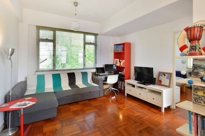 Rare & Bright Flat near Waterfront - Hong Kong - Byt