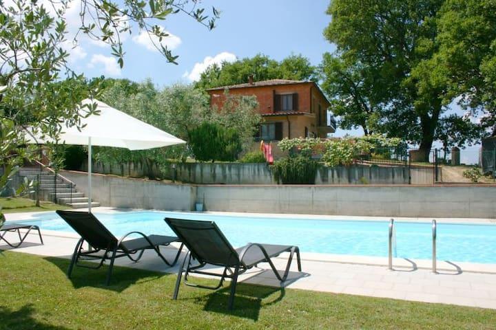 PODERE SAN BONO - Ascianello - House