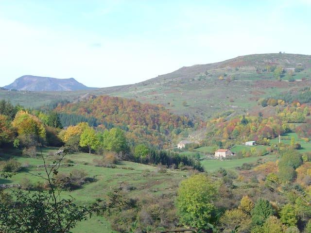 La ferme de Magnaudès le grand gîte - Ardèche - Apartment