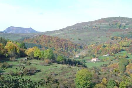 La ferme de Magnaudès le grand gîte - Ardèche