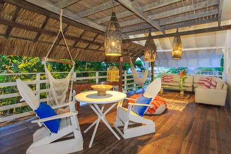 Cartagena House by the sea. Perfect for groups!