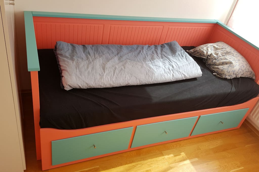 Bed for one person