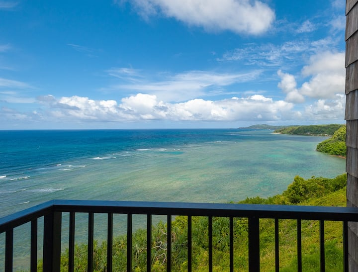 A great deal on an amazing ocean view!
