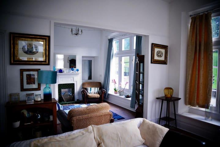 Central Buxton apartment