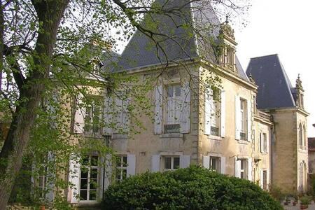 Château de St Michel de Lanès - Saint-Michel-de-Lanès