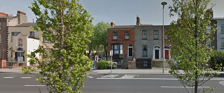 1 bed flat in Drumcondra with Wifi