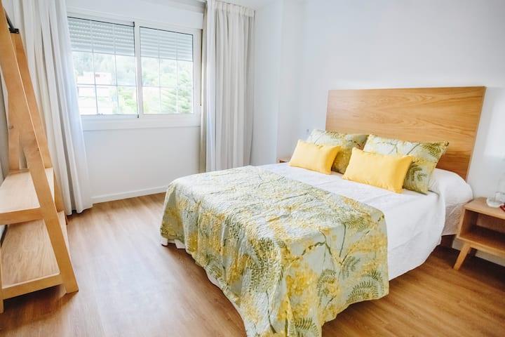 apartamento 1 hab y sofa cama doble capacidad 4 px