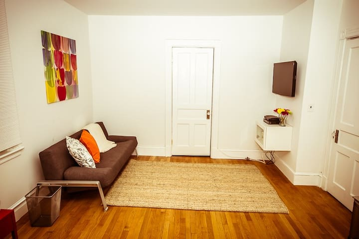 Studio bedroom 25 mins from NYC - Mount Vernon - Rumah