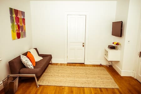 Studio bedroom 25 mins from NYC - Mount Vernon - Ev