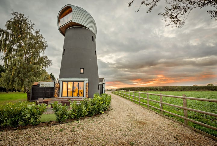 The Windmill Suffolk