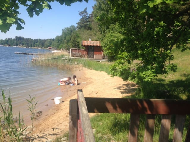Have a beautiful stay in Stockholm´s archipelago - Tyresö Ö - Cabana