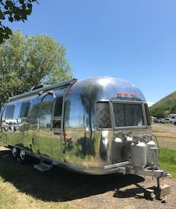 Airstream at Grande Hot Springs Resort
