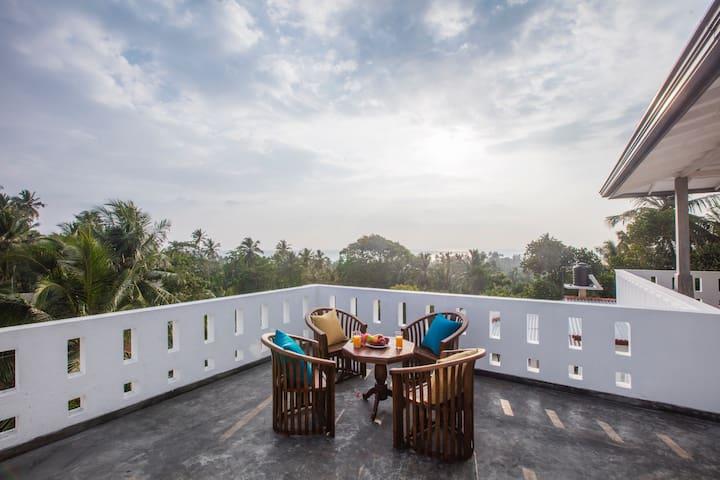 Saurusiri Villa - Unawatuna - Bed & Breakfast