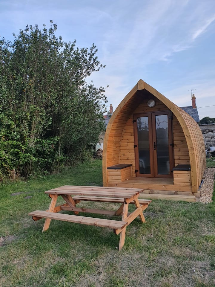Ower Farm Pod - Between Studland & Corfe Castle