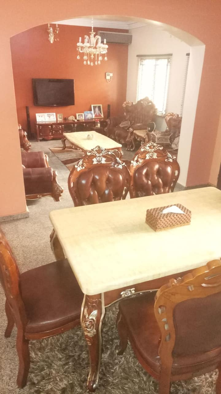 Private Town house in a secured estate in Wuse 2