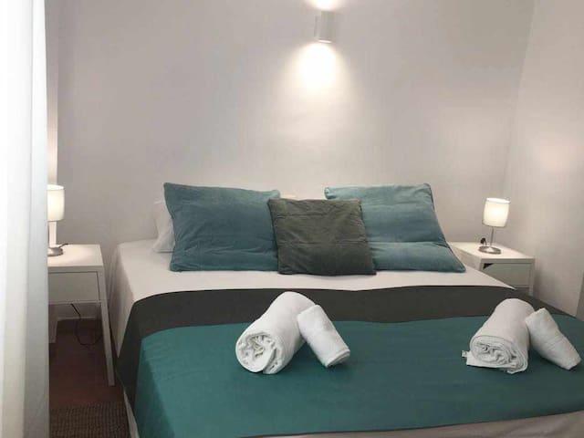 Apartamento Albertos interior 3