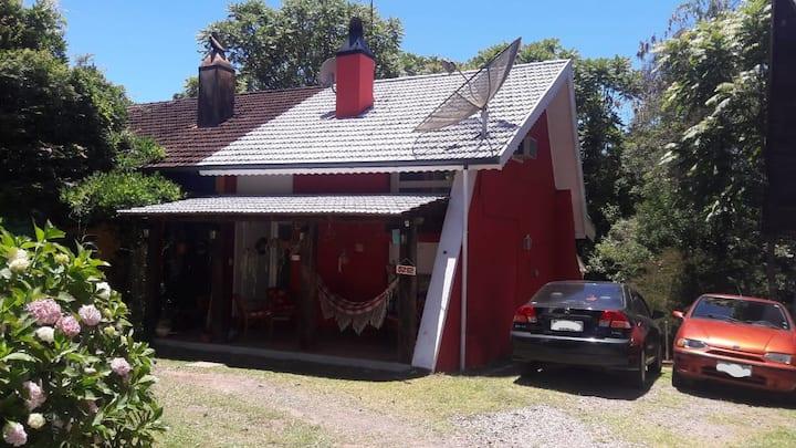 Cabana Aconchegante em Gramado